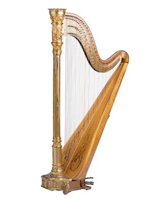 Harpspelen met akkoorden deel 1