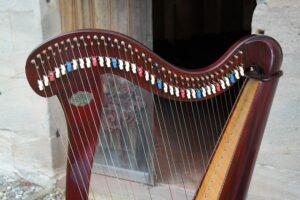 een harp kopen of een harp huren