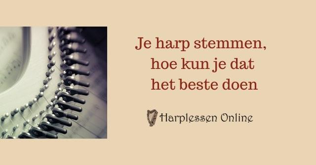 harp stemmen