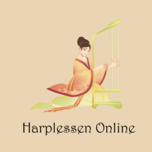 een nieuwe snaar op je harp